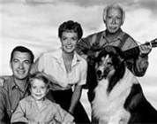 Best 60S TV Shows -Lassie. Dont really remember this myself. I only remember that loud bark on Lassie.