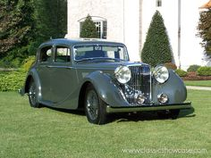1948 Jaguar MK 4 Saloon