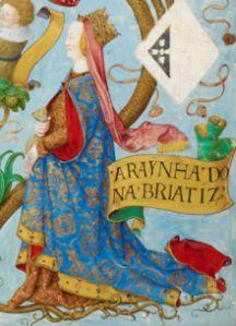 Beatriz de Castela - Beatriz de Castela e Gusmão - Rainha consorte do 2º casamento do rei de Portugal D. AFONSO III (1212/17?-1279), O Bolonhês. Na época, ela muito provavelmente nem sequer atingira a puberdade, embora isto ainda fosse demorar alguns séculos para ser um pré-requisito para negociações matrimoniais. D. Afonso III, por sua vez, já era um homem de mais de 40 anos, que tinha várias amantes e filhos bastardos.