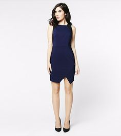 #DYNHOLIDAY Pencil it in! This pencil dress is perfect for cocktails! Add a statement necklace to finish up your look.