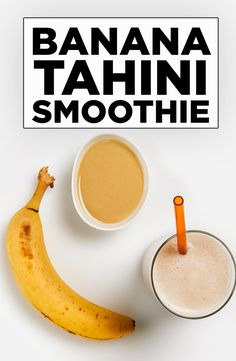 Start your day off right with this banana tahini smoothie! It s an easy and  effortless 082bffe4b0fe