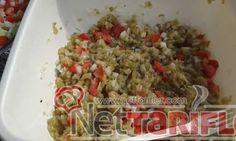 KÖZ PATLICAN SALATASI - http://www.nettarifler.com/salata-meze-kanepe/koz-patlican-salatasi.tarifi