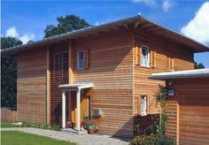 Isartaler Holzhaus - traditionelles Holzhaus