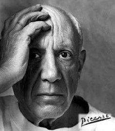 Picasso Pablo Picasso, Picasso Art, Picasso Images, Foto Portrait, Portrait Photography, Photography Gallery, Portrait Art, Famous Artists, Great Artists
