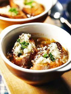 寒い日にぴったりのスープメニュー|『ELLE a table』はおしゃれで簡単なレシピが満載!