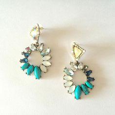 Vibrant Drop Earring #ootd #stylish #trendy#beauty #earrings #lookbook #nice