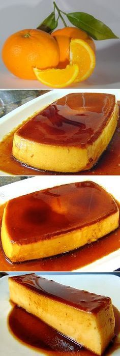 Sencillo y delicioso FLAN de NARANJA con LECHE CONDENSADA. Un postre que seguro va a gustar a todos! #flan #laranja #frutas #pudin #orange #fruits #dessert #budines #caramelo #caramel #postres #gelato #cheesecake #cakes #pan #panfrances #panettone #panes #pantone #pan #recetas #recipe #casero #torta #tartas #pastel #nestlecocina #bizcocho #bizcochuelo #tasty #cocina #chocolate Si te gusta dinos HOLA y dale a Me Gusta MIREN...