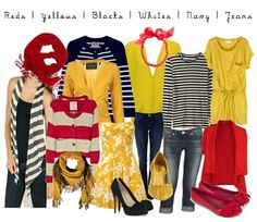 WHAT TO WEAR FOR PICTURES. Do coordinate but DO NOT wear matchy-matchy clothing. Pick complementary colors and carry them throughout your family's outfits. When everyone is wearing the exact same thing photos look rigged and staged. Family Photo Colors, Family Picture Outfits, Fall Family Photos, Family Pics, Fall Photos, Fake Family, Bild Outfits, Cute Outfits, What To Wear Fall