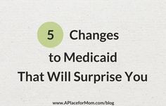 5 Changes to Medicaid That Will Surprise You: 1. The Home and Community-Based Services Plan Has Been Expanded 2.Care Coordination & Case Management Benefits 3.Community First Choice (CFC) Plan 4.Money Follows the Person (MFP): help transition back to community, independent living  5.Community-based Long-Term Services & Support (LTSS) Funding: increased states access... benefit individuals w/chronic health conditions... instead of institutional setting or putting off needed care they can't…