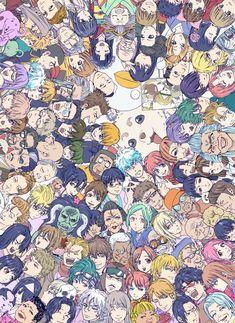 All Anime, Anime Guys, Anime Art, Otaku, Gintama Wallpaper, Comedy Anime, Character Design Animation, Bleach Anime, Gurren Lagann