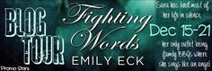StarAngels' Reviews: Blog Tour ♥ Fighting Words by Emily Eck ♥ #giveawa...