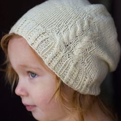 White Pines Hat Pattern – Knit Purl