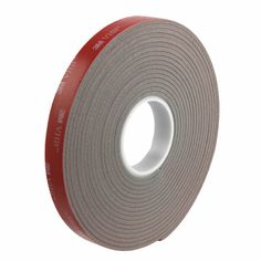#3m #scotch #3madhesive #3m4941 #tapes #grey #roll
