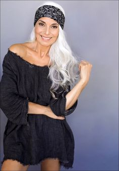 yasmina rossi  represented by Wilhelmina International Inc. - 58 years old. AMAZING!!!!!!!!!!!!!!!!!