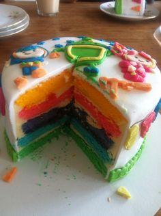 Umizoomi-2 cake / taart