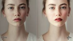 Portrait Retouching Lightroom Presets and Adjustment Lightroom Brushes by BeArt