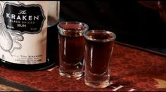 Dave shows you how to make a Chuck Norris shot, from @Half Hour Meals