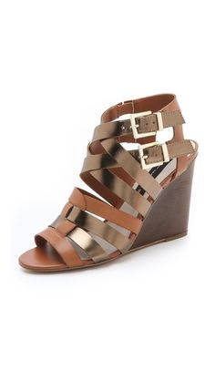 Steven @STEVE MADDEN is perfect! We wear these with our floral dresses and with our jeans.