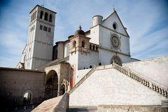 Basilica San Francesco d'Assisi, Italy, . . . been there