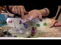 Making Soda Can Earrings Tutorial ( #1in the Series) - YouTube