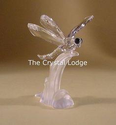 OMG.. I love, love, love this piece!  I hope I can still purchase it! Swarovski DRAGONFLY   Swarovski Crystal