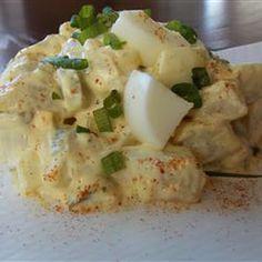 Quick Potato Salad - the cucumber might be good...?