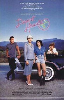 Desert Hearts - Wikipedia Hd Movies Online, New Movies, Gay, Lesbian, Patricia Charbonneau, Transgender, Quarantine Movie, But Im A Cheerleader