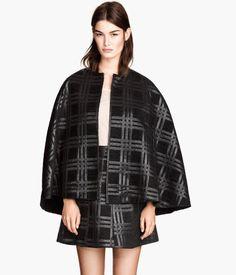 H&M Textured cape £69.99