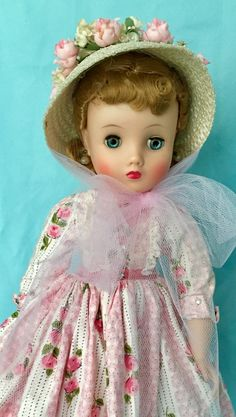 Forever My Girl, Madame Alexander Dolls, Vintage Dolls, Disney Characters, Fictional Characters, Disney Princess, Lady, Collection, Antique Dolls