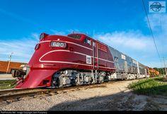 Diesel Locomotive, Steam Locomotive, Rock Island Railroad, Time Travel Machine, Train Art, Rail Train, Covered Wagon, Old Trains, Train Pictures