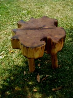 Outdoor seating for around the campfire! Rustic Outdoor Furniture, Wood Patio Furniture, Outside Furniture, Outdoor Rooms, Outdoor Living, Outdoor Stuff, Norwegian Wood, Homemade Furniture, Wood Creations
