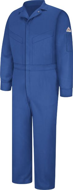 Bulwark FR Safety Clothing - FRC Safety - Bulwark Flame Resistant Deluxe Coverall - HRC2 - 3 Colors Available, $81.88 #oilfield #roughneck #FR #oilpatch #oil #electricalengineer #oilfieldwife