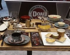 Tabletop done right. By @edwarddonco …. great #tabletop brands live here. #TabletopMatters at the @NRASHOW #chefs #chefsofinstagram #plate #nra #nrashow #cook #restaurant #cheftalk #cheflife #truecooks #dinnerware #glassware #flatware (at National...