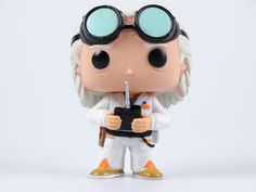 Funko Pop Vinyl - Back To The Future - Dr. Emmet Brown