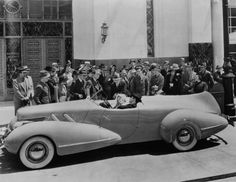 "Pictures & Photos of Constance Bennett with Cary Grant in ""topper"" 1937-Wow that is some car.-EFM"