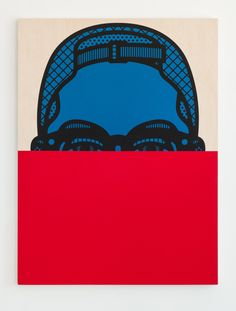 'Adam (Red & Blue)' 2015