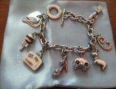 1love braccialetti e charms