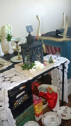 Wedding, Vintage, Furniture, Home Decor, Casamento, Homemade Home Decor, Weddings, Home Furnishings, Marriage