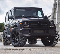 HRE Wheels G63 AMG