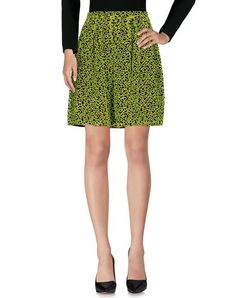 CHRISTOPHER KANE Knee length skirt. #christopherkane #cloth #dress #top #skirt #pant #coat #jacket #jecket #beachwear #