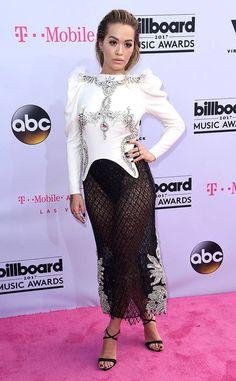 new products 129c4 3c71a Rita Ora 2017, Rita Ora Black, Singer Fashion, Billboard Music Awards 2017,