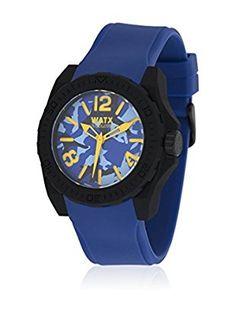 Watx Reloj de cuarzo Unisex RWA1807 45 mm