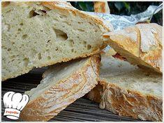 Υπεροχο,πεντανοστιμο ψωμι με τραγανη ξεροψημενη κορα και αφρατη ψιχα. Θα γινει το αγαπημενο και καθημερινο σας καρβελι,μα πανω απ'ολα σπιτικο και χωρις ζυμωμα!!! <strong>Απολαυστε το!!!</strong> Πηγη:Argiro.gr