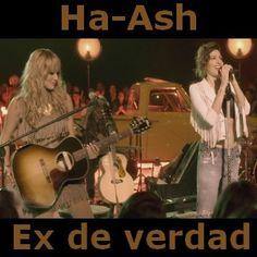 Acordes D Canciones: Ha-Ash - Ex de verdad