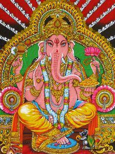 hindu religious god deity ganesh