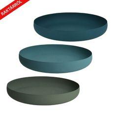 Rita C szervírozó tál 36 x 6 cm több színben - Tukkii Design Garden Pots, Tray, Plates, Tableware, Design, Licence Plates, Garden Planters, Dishes, Dinnerware
