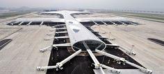 """Projekt """"Shenzhen Bao'an International Airport Exp...competitionline"""