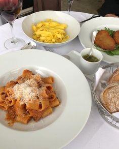 Think Food, I Love Food, Good Food, Yummy Food, Food Is Fuel, Food Goals, Morning Food, Pasta, Aesthetic Food