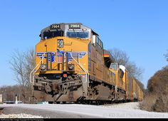 RailPictures.Net Photo: UP 7964 Union Pacific GE ES44AC at Chattanooga, Tennessee by KD Rail Photography