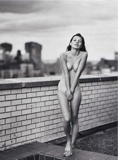 Kate Moss by Mario Sorrenti, 1994